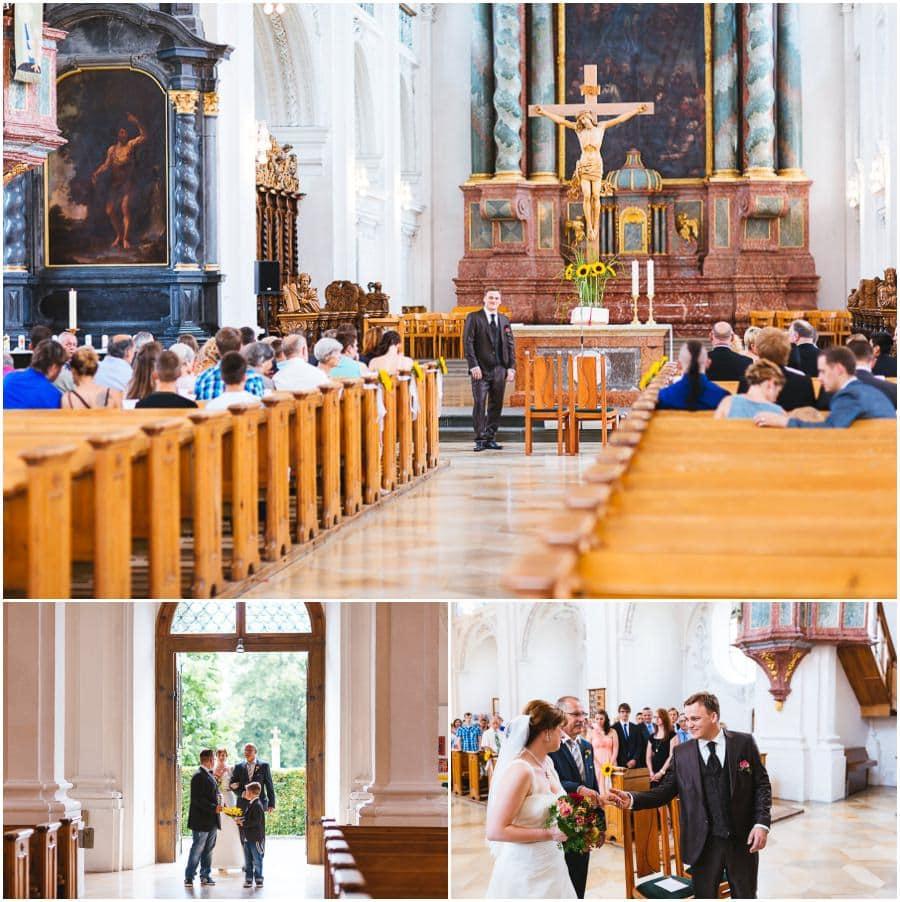 Hochzeit Schlosskirche
