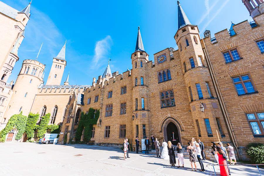 Burg Hochzeitsfotograf
