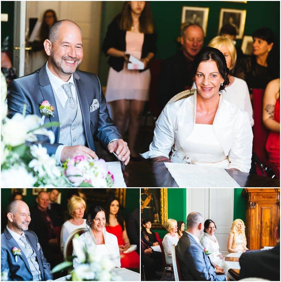 Hochzeit auf der Burg Hohenzollern