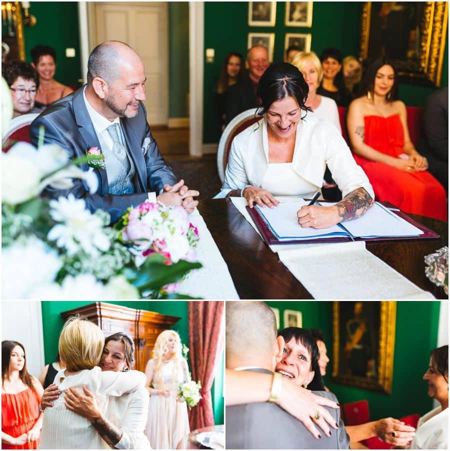 Hochzeitsfest Hohenzollern