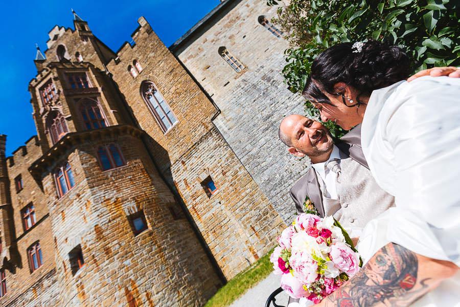 Hochzeitsfotograf Schloss