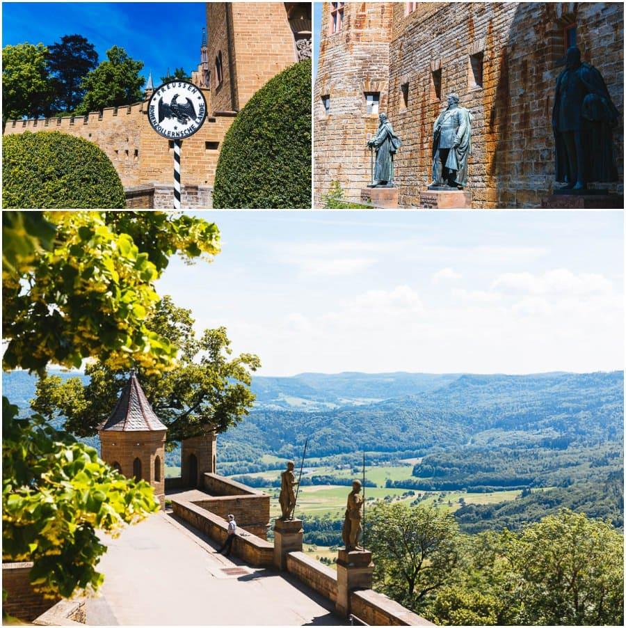 Märchenhochzeit auf der Burg