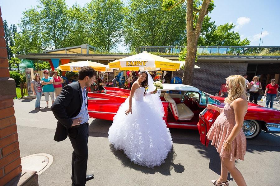 11 Braut schön