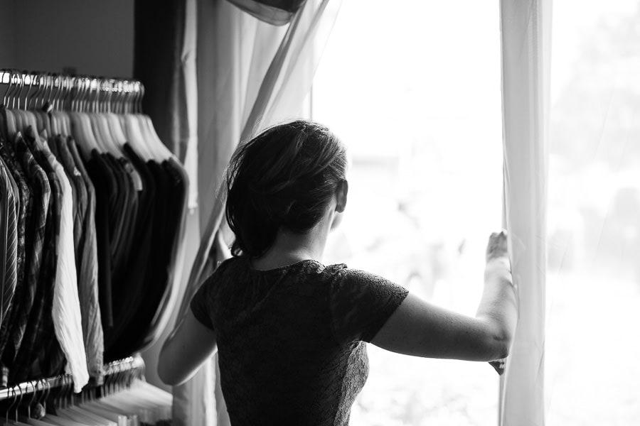 Braut Fenster