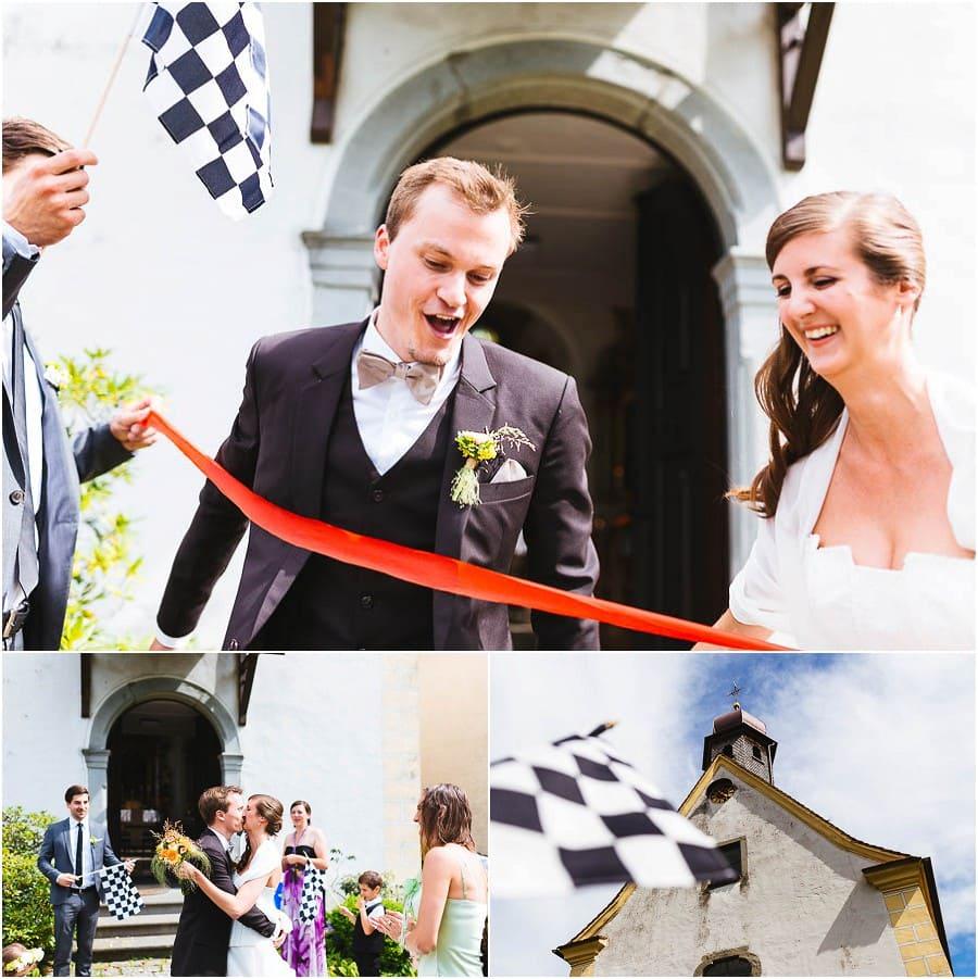 Schleinsee Hochzeitspaar