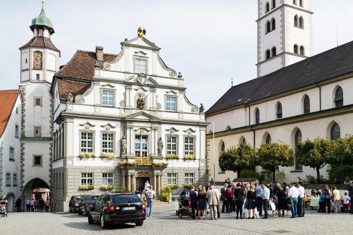 rathaus in Wangen allgäu