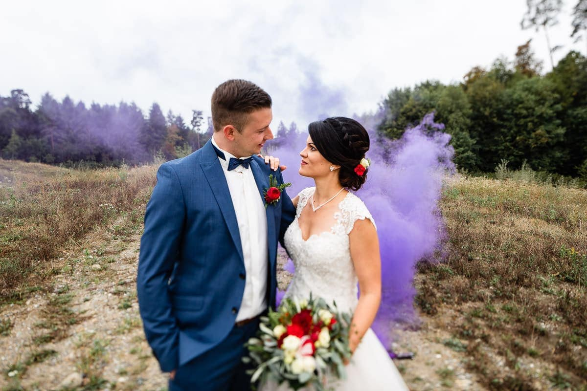 wedding-smoke