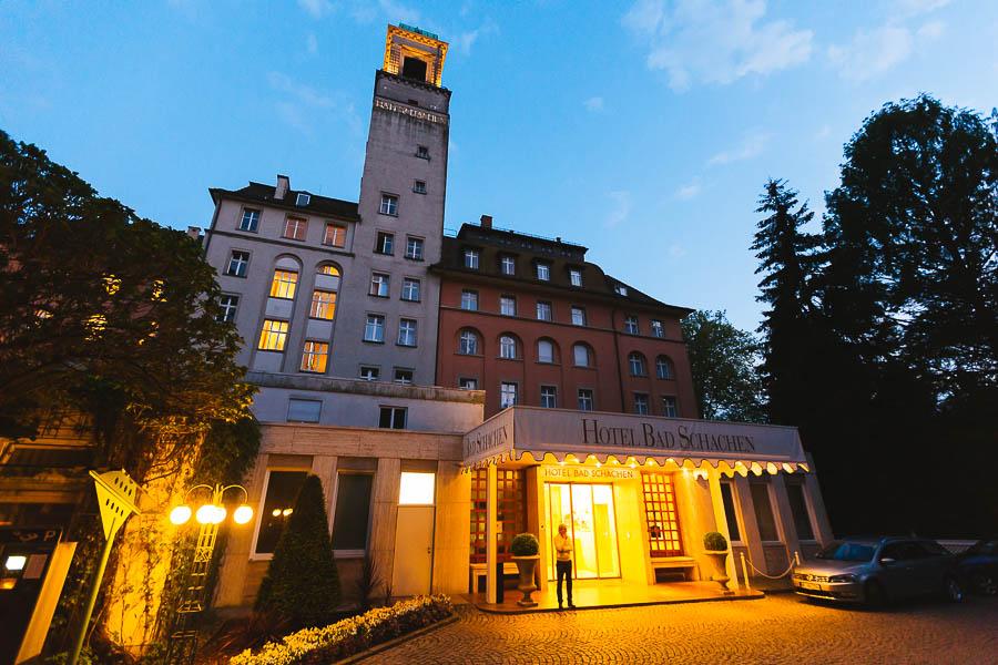 Parkhotel Bad Schachen Lindau
