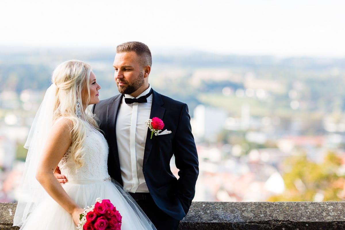 wedding above ravensburg