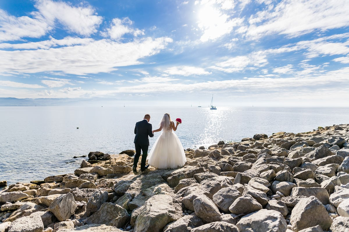 wedding lake of constance