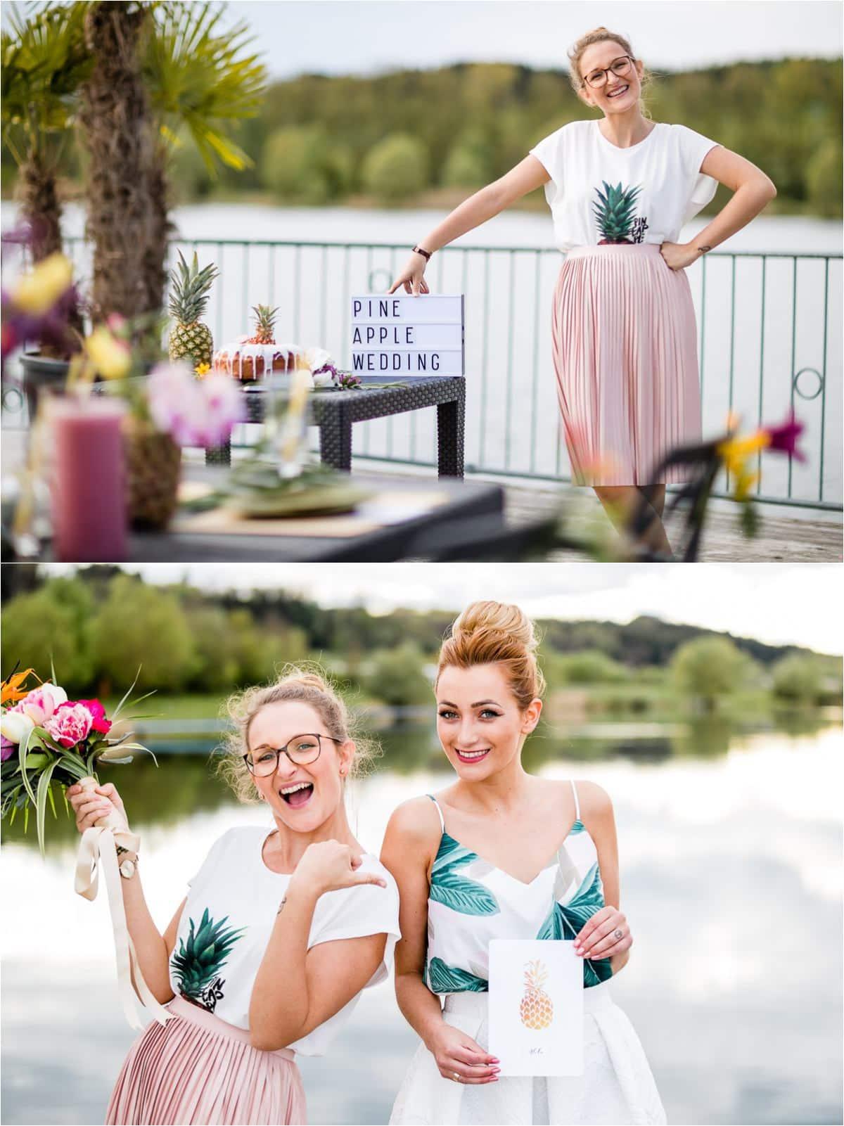 Hochzeitsmotto-Pineapple-Roségold-1