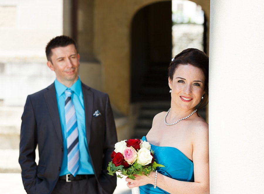 Hochzeitsshooting mit dem Paar