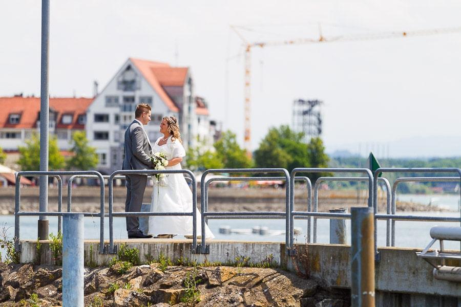 Shooting direkt am Bodensee
