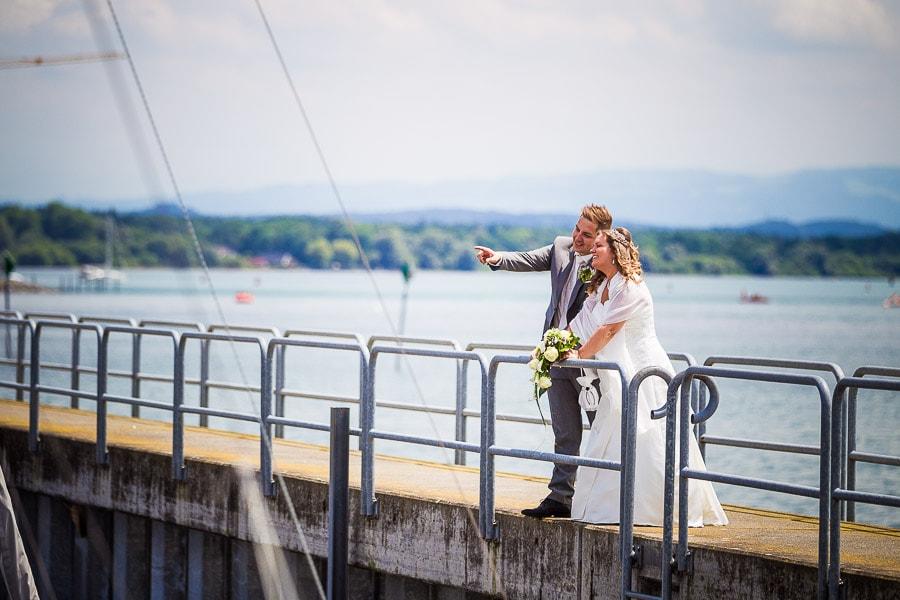 Brautpaar Friedrichshafen