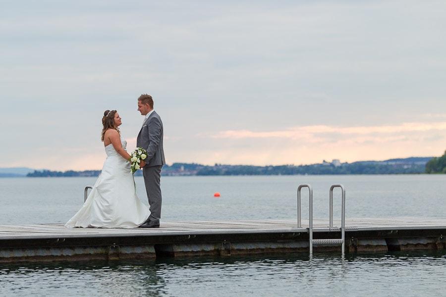 Hochzeitsreportage im Strandbad