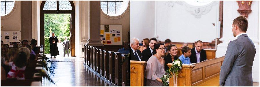 Schlosskirche in Friedrichshafen Hochzeit