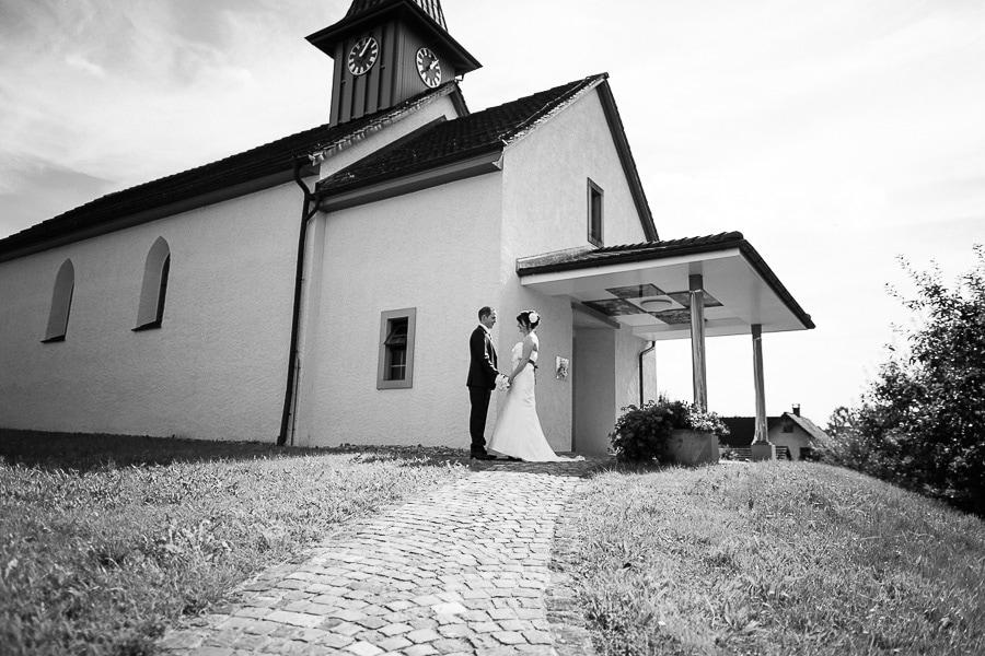 Hochzeitskapelle in der Schweiz