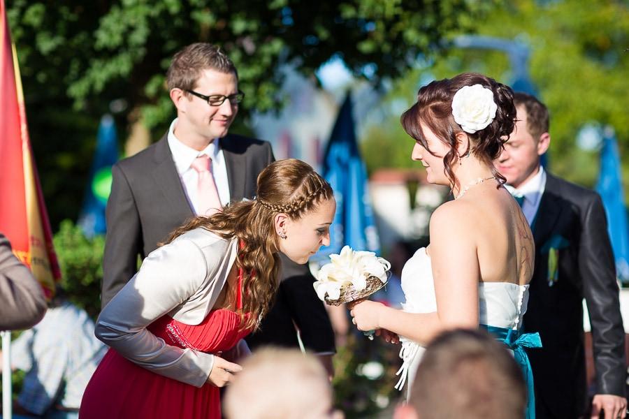 Brautglückwünsche