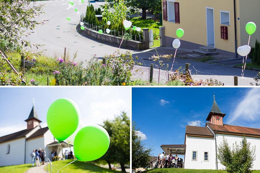 Kirche-und-Ballons