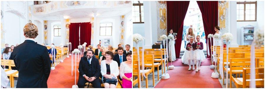 Heiraten in der Schlosskirche Meersburg