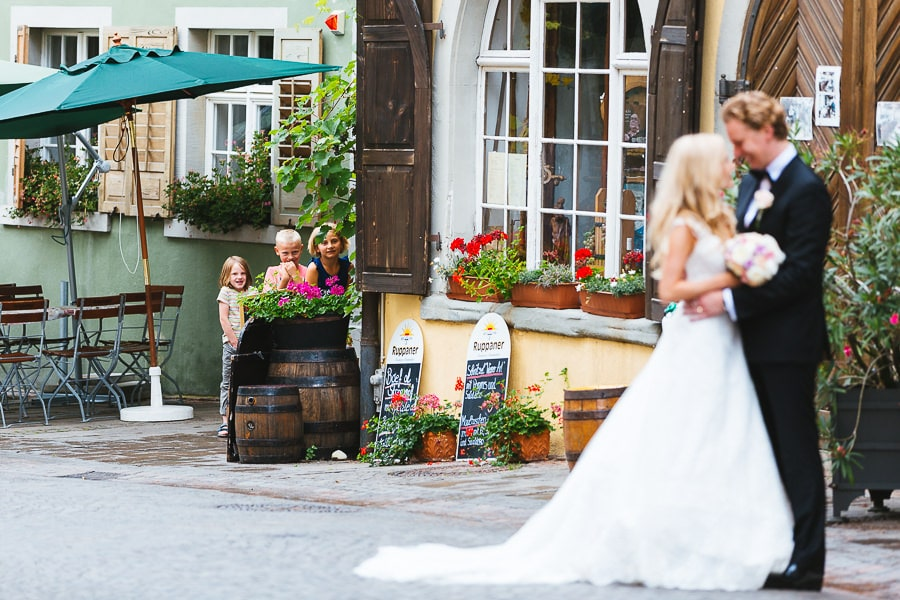 Hochzeitspaar Meersburg Hochzeitsfotograf