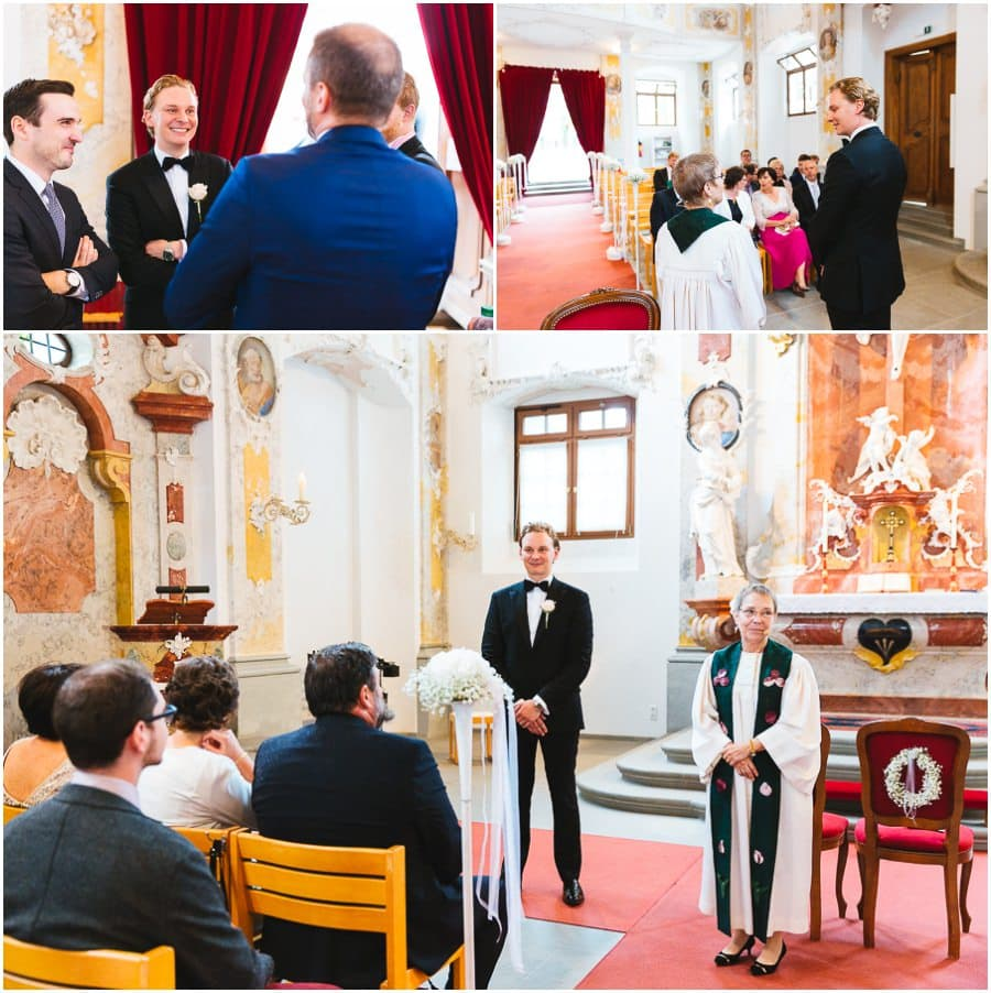 Schlosskirche Meersburg heiraten