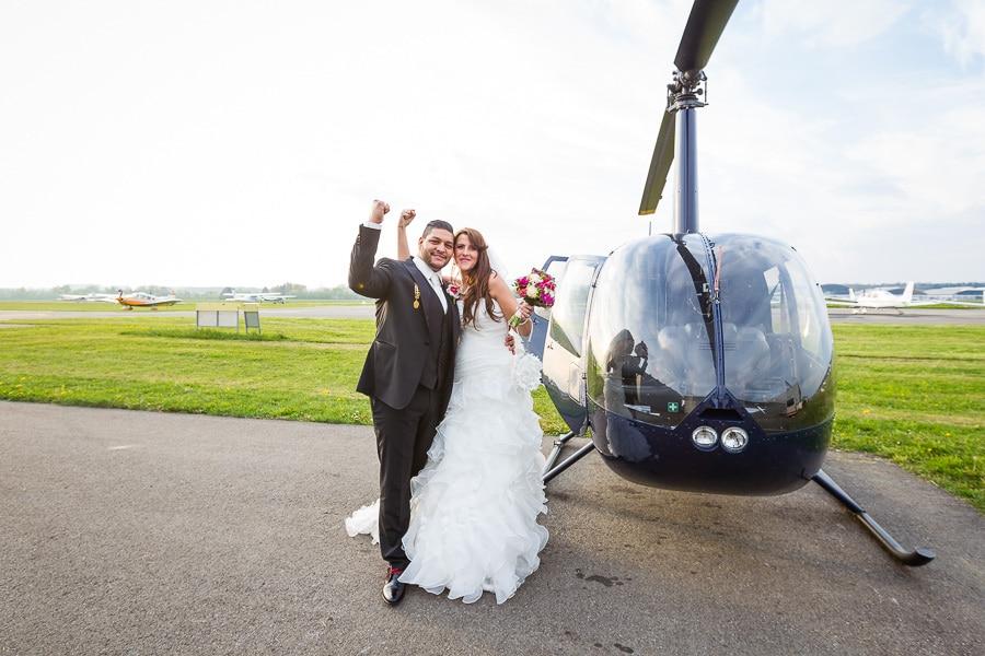 Hochzeit Sofyan GZH Friedrichshafen Hubschrauber (126 von 184)