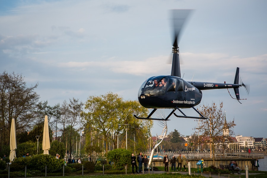 Hochzeit Sofyan GZH Friedrichshafen Hubschrauber (151 von 184)