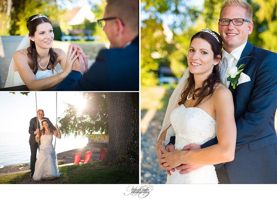 Brautpaar-im-Gegenlicht