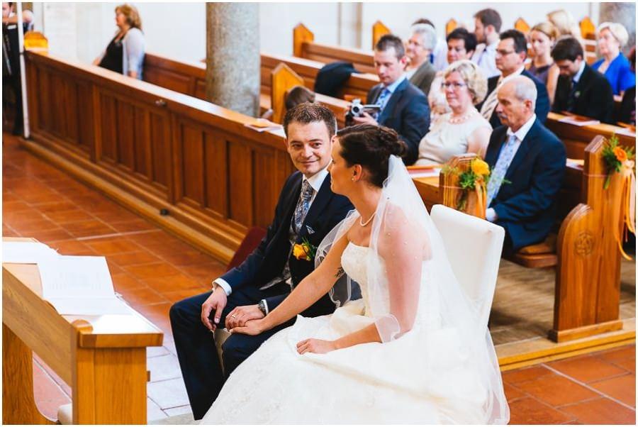 Hochzeitspaar Steffi und Jochen