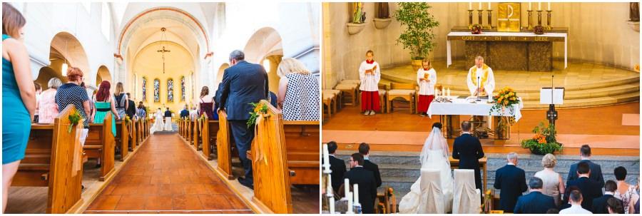 Kirche Hochzeitsfotograf
