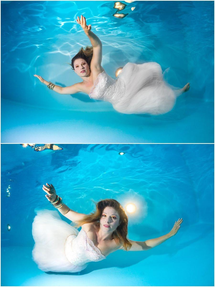 Unterwasserbraut