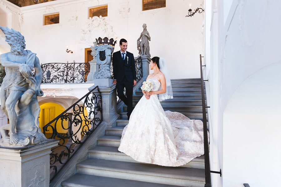 Valerie und Philipp Schloss Mersburg