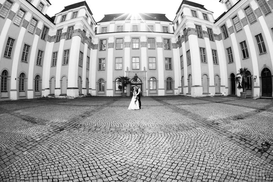 Hochzeitsfotograf im Schloss Tettnang