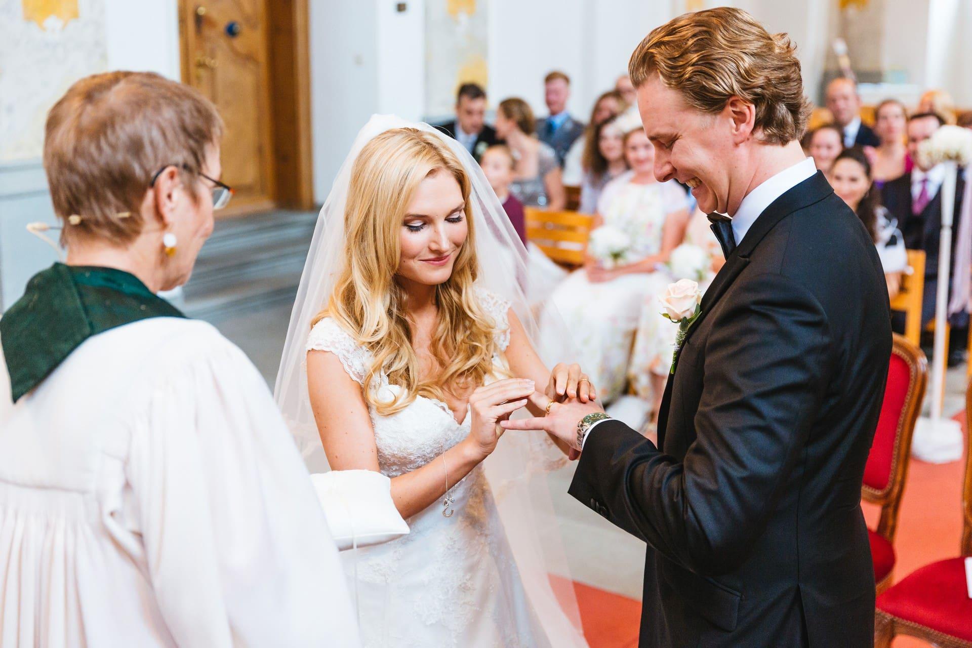 Hochzeit im Schloss Meersburg - Hochzeitsfotograf Meersburg