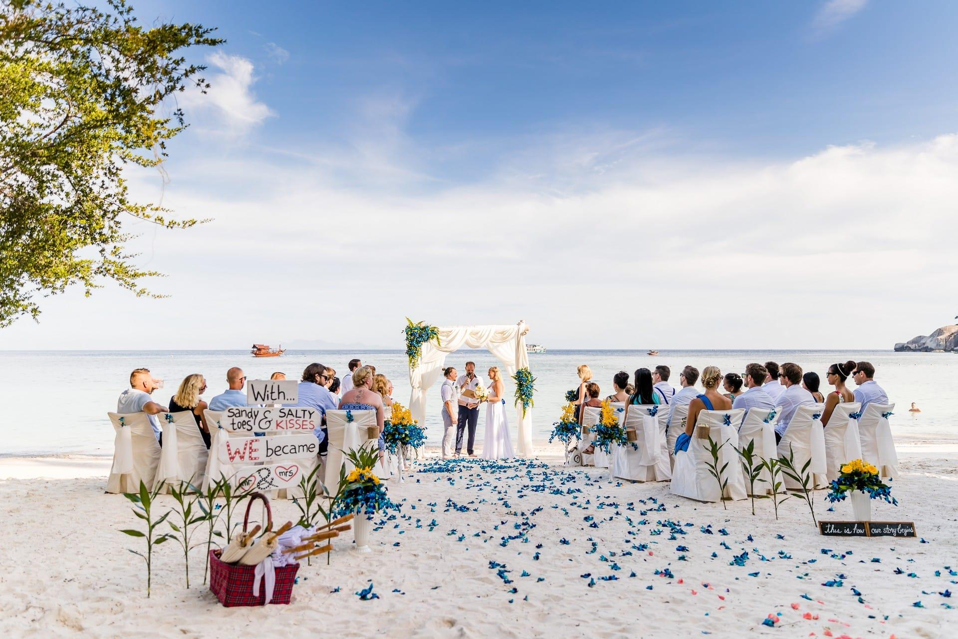 Hochzeit auf Koh Tao Thailand - als Hochzeitsfotograf in Thailand