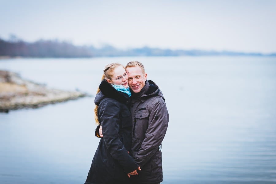 Engagement-Shooting in Friedrichshafen