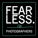 Fearless Photographer Logo