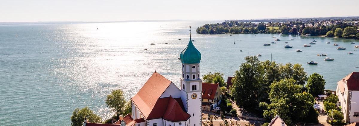 Hochzeit Wasserburg am Bodensee