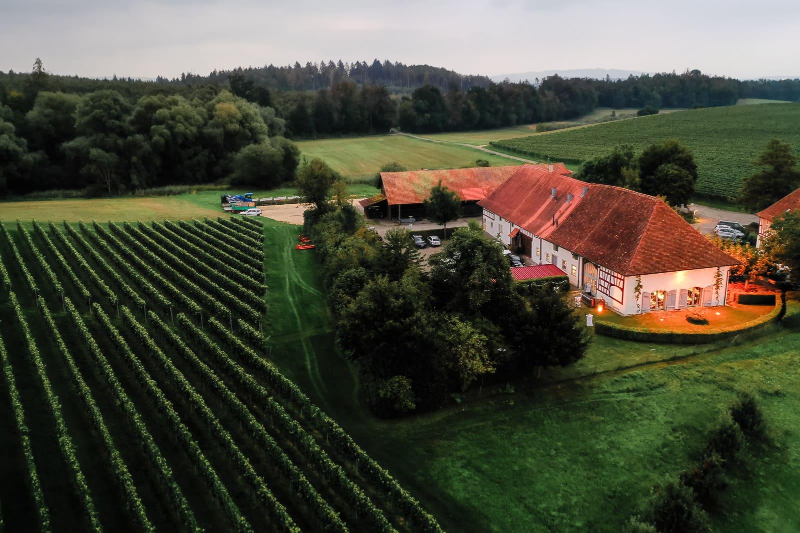 Hochzeit auf dem Birnauer Oberhof