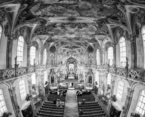 Heiraten in der Klosterkirche Birnau am Bodensee