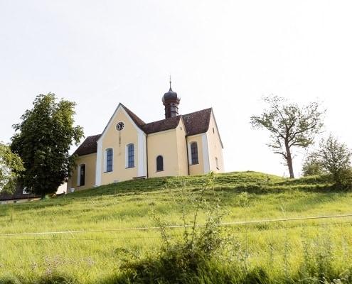 Hochzeit in der Wallfahrtskirche Baitenhausen