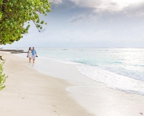 Ein Paarshooting auf den Malediven - Bandos Island Resort